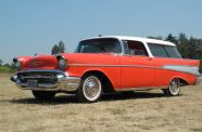 1957 Chevrolet Bel Air Nomad View 2
