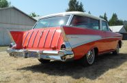 1957 Chevrolet Bel Air Nomad View 10