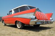 1957 Chevrolet Bel Air Nomad View 13