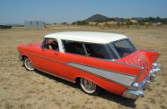 1957 Chevrolet Bel Air Nomad View 37