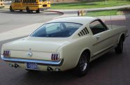 1966 Ford Mustang Fastback View 14