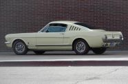 1966 Ford Mustang Fastback View 3