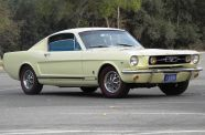 1966 Ford Mustang Fastback View 9