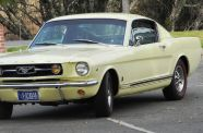 1966 Ford Mustang Fastback View 6