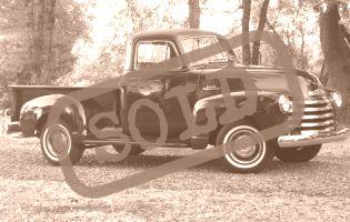 1953 Chevrolet 1/2ton Pick Up